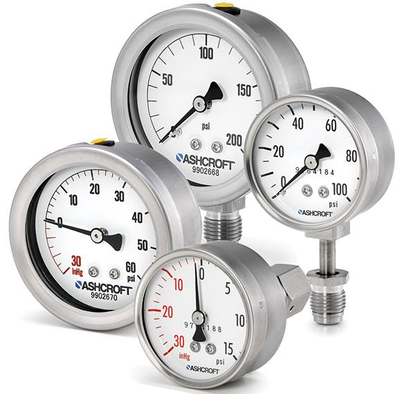 HPX  High-Purity Pressure Gauges Image